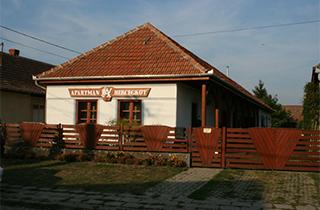falusi turizmus szállás - Hercegkút