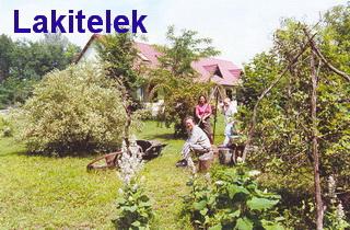 falusi turizmus - Lakitelek