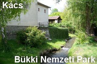 falusi turizmus - Kács