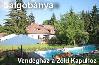 falusi turizmus - Salgóbánya