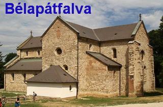 falusi turizmus - Bélapátfalva