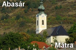 falusi turizmus - Abasár