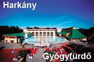 falusi turizmus - Harkány