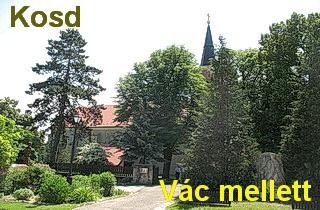 falusi turizmus - Kosd