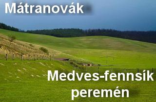 falusi turizmus - Mátranovák
