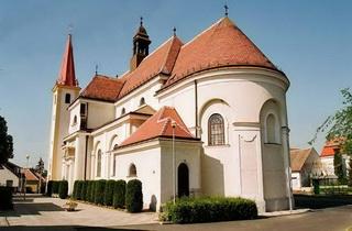 Fertőszentmiklós rk templom