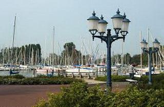 Galambsziget-kikötő