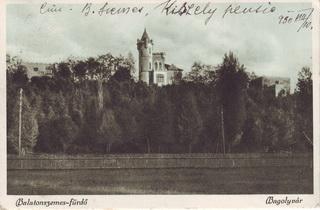 Balatonszemes, Bagolyvár